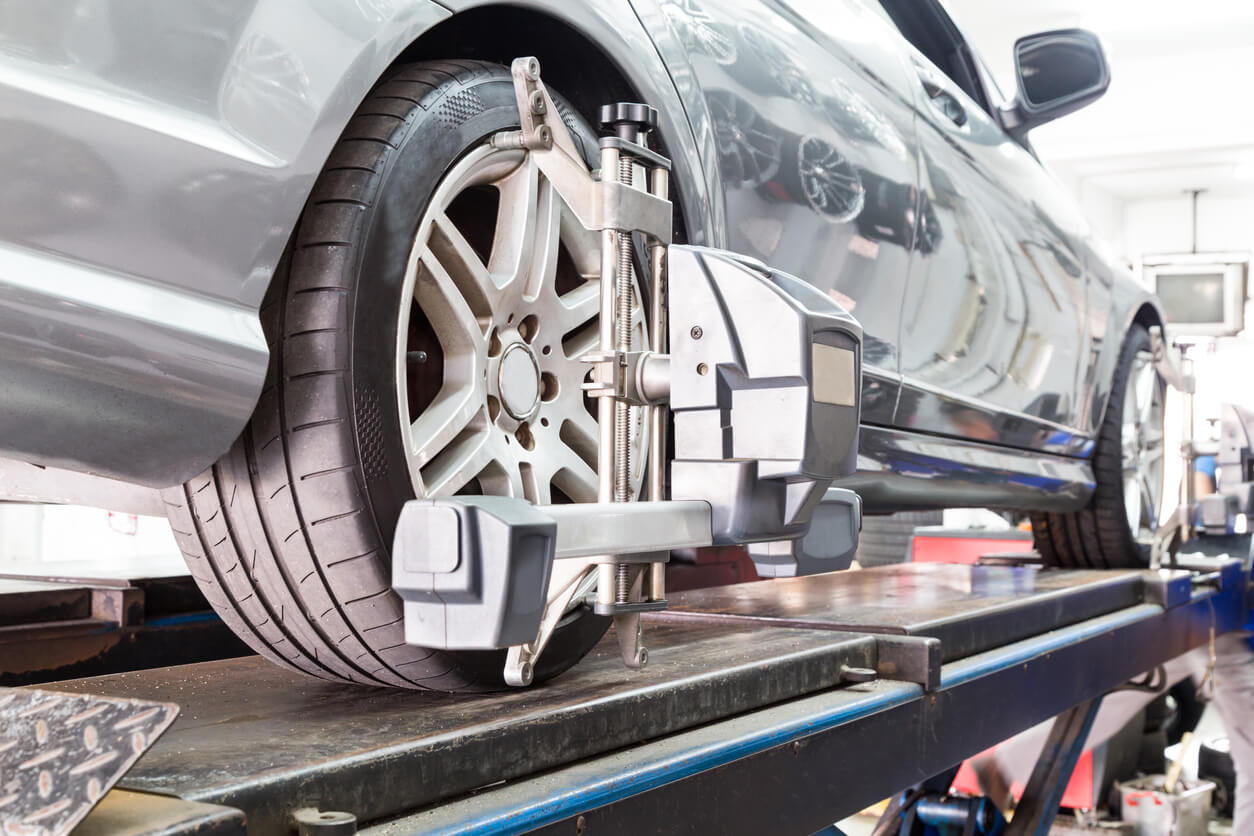 Why should I maintain wheel alignment? cover image
