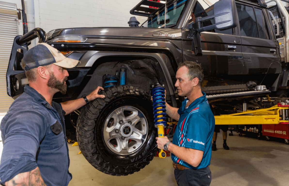 How To Prepare Your Four-Wheel Drive For Your Next Big Trip cover image