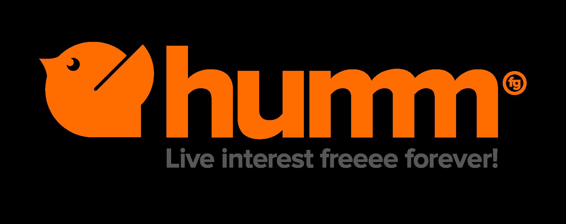Humm interest free logo