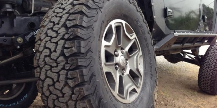 Off-Roading Tyre Pressures Explained cover image